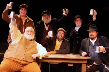 FIDDLER ON THE ROOF Touches the Heart at EPAC - Theatre