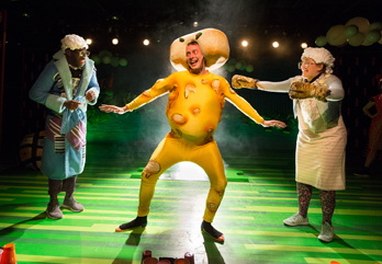 the stinky cheese man at the arden is a silly good time theatre