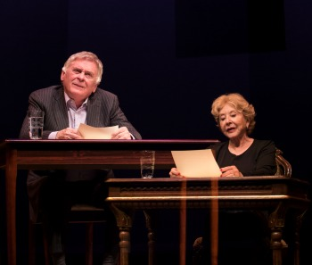 delaware theatre company dtc opens its 36th season with the ar gurney play love letters this play uses the epistolary form where two actors read