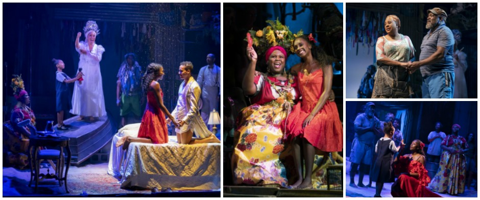 Theatre Review: ONCE ON THIS ISLAND TOUR Shines at the Hershey Theatre