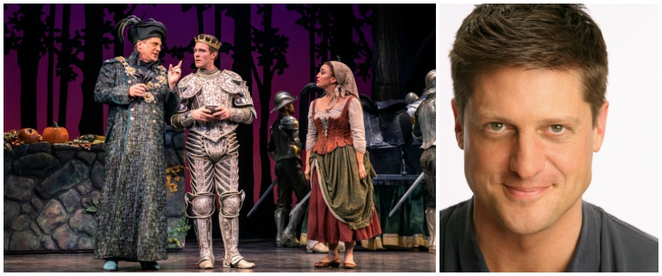 Behind the Scenes: Christopher Sieber Talks about RODGERS AND HAMMERSTEIN'S CINDERELLA at Paper Mill Playhouse