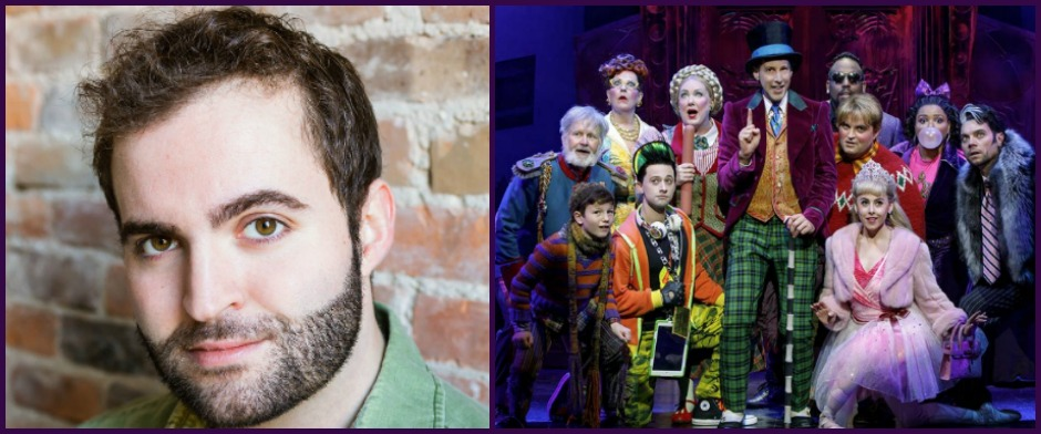 Behind the Scenes: A Conversation with Matt Wood from the Touring Company of CHARLIE AND THE CHOCOLATE FACTORY