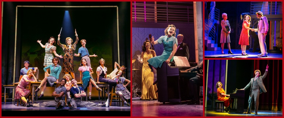 Theatre Review: Paper Mill Playhouse's CHASING RAINBOWS is a Vibrant New Musical