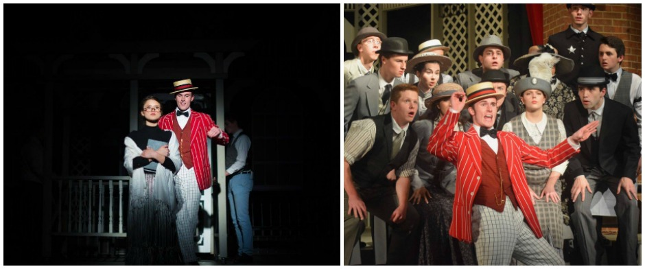 Review: Cape and Sword Drama Society Strikes Up an Exceptional THE MUSIC MAN
