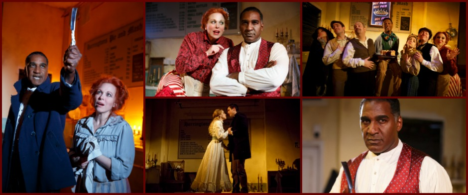 'Attend the Tale of Sweeney Todd': Norm Lewis and Carolee Carmello are Flawless in SWEENEY TODD
