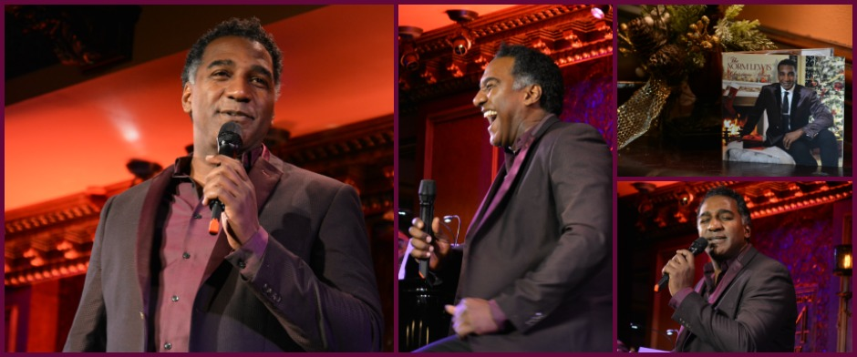 Review:  Get in the Holiday Spirit with Norm Lewis' Cabaret - NUTCRACKER COOL at Feinstein's/54 Below