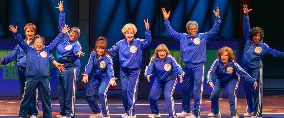 Review: Paper Mill Playhouse Presents an Exhilarating Production of HALF TIME: THE MUSICAL