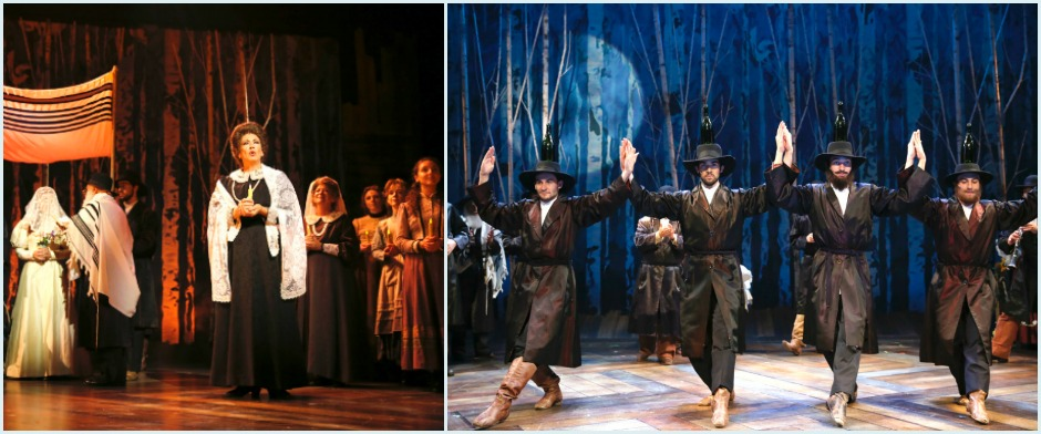 Maine State Music Theatre Presents a Passionate FIDDLER ON THE ROOF