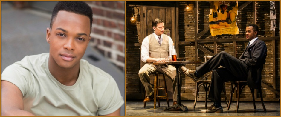 Behind the Scenes: A Conversation with J. Harrison Ghee from THE STING at Paper Mill Playhouse