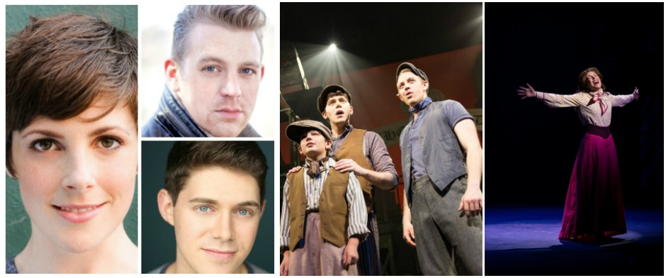 Behind the Scenes: An Interview with Matt Farcher, Kate Fahrner and Justin Schuman of Disney's NEWSIES at Fulton Theatre