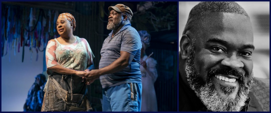 Behind the Scenes: Phillip Boykin Talks about playing Tonton Julian in the ONCE ON THIS ISLAND Tour