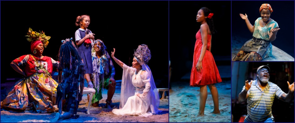 Review: ONCE ON THIS ISLAND Shines on Broadway